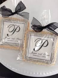 black tie party favors wedding custom cookies black and silver black tie wedding