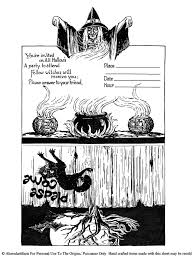 altered artifacts more free vintage halloween printables