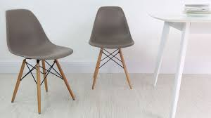 White Plastic Dining Chairs by Dining Tweetalk
