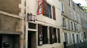 le bureau poitiers auberge le cul de paille restaurant 3 rue théophraste renaudot