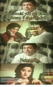 Emma Watson Meme - what would you call emma watson if she was fat 0 what fatema