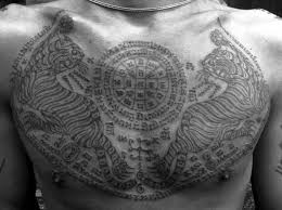 cambodian tattoos why getting one could save your life
