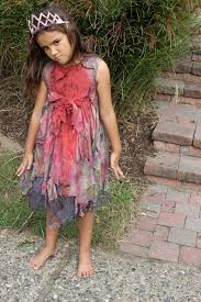 Halloween Costumes Girls Zombie Zombie Princess Dress Tiara Halloween Costume Girls Kmkc78