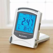 travel alarm clocks images Travel alarm clocks at brookstone buy now jpg