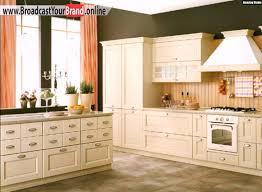 gardine für küche elegante hell beige küche orange gardinen