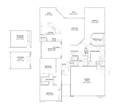 Buffalo Wild Wings Floor Plan Contemporary New Homes In Las Vegas Berg Builders