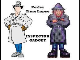 perler lapse inspector gadget