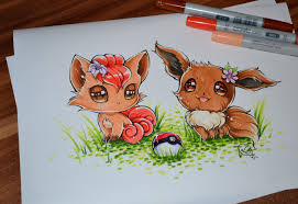 vulpix and ninetales tattoo by lighane on deviantart