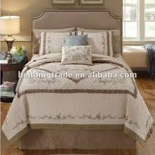 Cotton Bedding Sets 100 Cotton Quilting Bedspread 3 Size Quilt Set Cotton