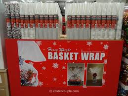 cello wrap for gift baskets cellophane basket wrap