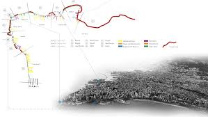 Beirut On Map In Between Realities Towards A Socially Sustainable Urban