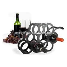 Decorative Wine Racks For Home Stylish Decorative Metal Wine Rack Laser Cut Metal Wine Bottle