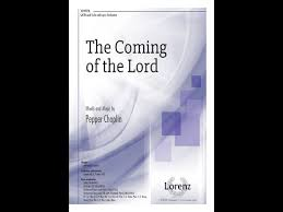 the coming of the lord pepper choplin
