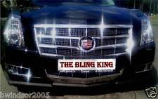 2011 cadillac cts grille 2008 cadillac cts chrome ebay