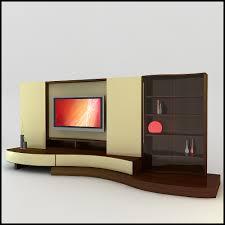 Tv Wall Panel Furniture Tv Wall Unit 3d Model