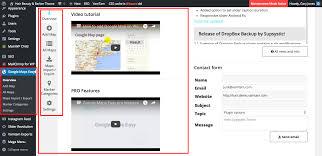 Google Forms Help Desk Guide To Google Maps Easy Plugin In Vip Restaurant Wordpress Theme