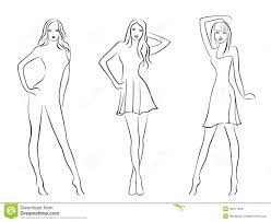 blank model for fashion design coloring pages blank fashion