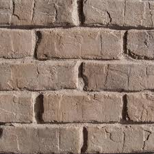 roterra manufactured stone brick pure white