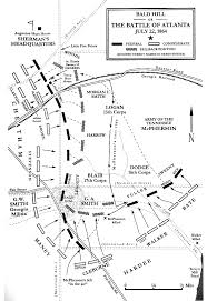 Maps Of Atlanta by Casualties Of The Battle Of Atlanta American Civil War Forums
