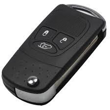jeep avenger aliexpress com buy jingyuqin flip remote car key shell styling