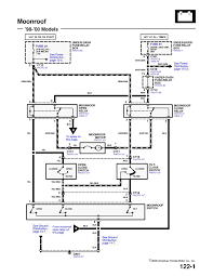 where can i fine a wiring diagram for 96 honda civic lx sunroof