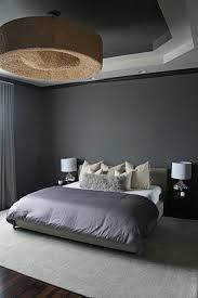 chambre gris et violet décoration de chambre 55 idées de couleur murale et tissus