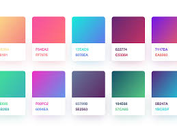 10 fresh gradients free sketch app resources pinterest