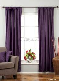 Silver Purple Curtains Purple Velvet Curtains Ideas To Every Parts Of A House U2013 Decohoms
