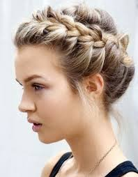 Updo Hairstyles For Short Hair Easy by Cute Updo Hairstyles Short Hair Easy Updos Short Hair Step Short