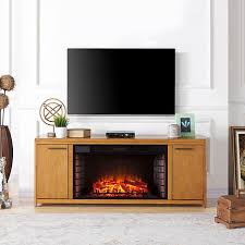 Electric Fireplace Entertainment Center Lymden 33 Widescreen Electric Fireplace Tv Stand 8578692 Hsn