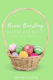 easter egg hunt ideas 10 brain boosting easter egg hunt ideas without the candy