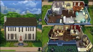 Clasic Colonial Homes The Sims 4 Gallery Spotlight Simsvip