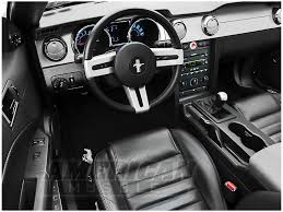 2009 Black Mustang Gt Modern Billet Mustang Chrome Billet Interior Complete Kit Manual