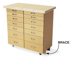 rolling tool storage cabinets simple all purpose shop cabinets popular woodworking magazine