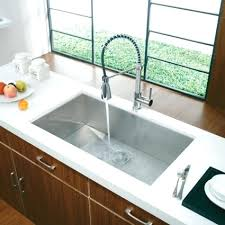 Porcelain Kitchen Sinks by Best Kitchen Sinks Coolest Kitchen Sinks On The Entrancing Sink