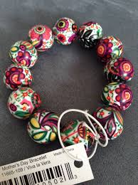 s day bracelet viva la vera bradley s day bracelet fashion jewelry