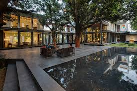 the mango tree house ujjval panchal kinny soni archdaily
