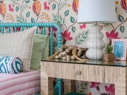 Pink And Grey Girls Bedroom Bedroom Design Photos Hgtv
