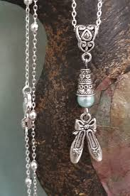 turquoise necklace silver chain images Copyrighted design silver ballet necklace 12 13 jewelry jpeg