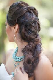 half up wedding hairstyles updo hairstyles back view long