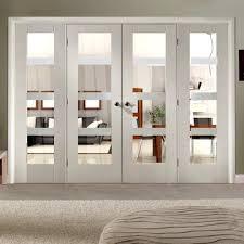 easi frame white room divider door system internal room dividers