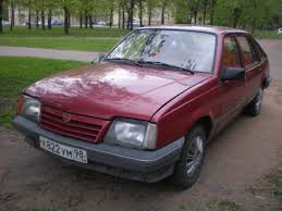 opel ascona wagon 1989 opel ascona pictures gasoline ff manual for sale