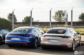 porsche panamera turbo 2017 white porsche 971 panamera turbo 6 july 2016 autogespot
