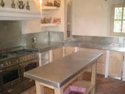 plan de travail en zinc pour cuisine plan de travail cuisine en zinc cuisine en zinc evier cuisine gris