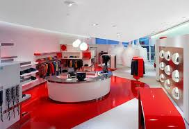 Interior Design Of Parlour Commercial Interior Designing U0026 Decoration Service Provider From
