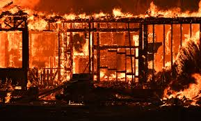 Wildfire John Denver by Fire Roars Into California Town Wiping Out 100 Plus Homes U2013 The