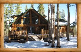 vacation rentals breckenridge colorado luxury log cabin rental