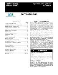 carrier om58 129 service manual