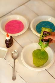 how to make rainbow slime diy projects for teens