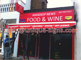 Shop Awnings Shop Awnings Shop Canopies Shop Blinds And Signs In North West